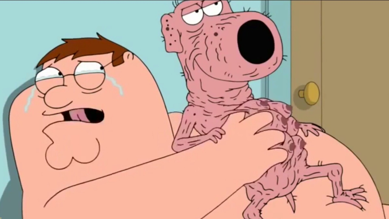 Naked pics of family guy