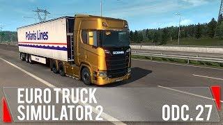 Poranek pod Tallinem (Euro Truck Simulator 2 #27)