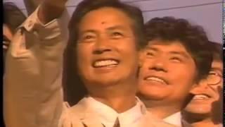 村野武範さんの「飛び出せ青春!バージョン」で構成された企業販促用ド...