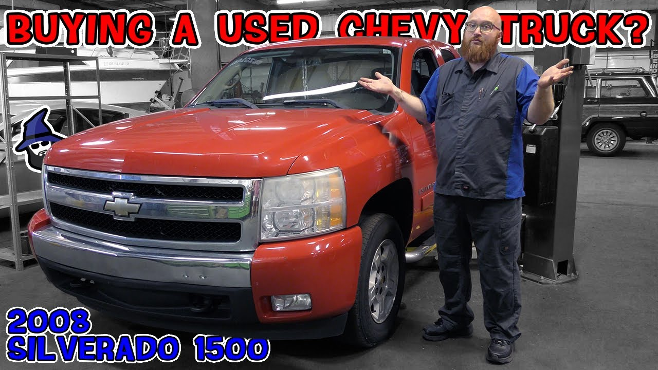 Good Truck/Bad Truck? CAR WIZARD shares most common problems on the 5.3L Chevy truck at 100k+ miles