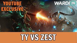 TY vs Zest (TvP) - Alpha X Christmas ShowDown YOUTUBE EXCLUSIVE