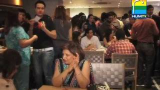 Launch of Noodle House in Lahore
