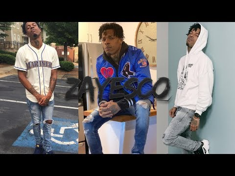 Atlanta Rapper Young Cooley Got Shot in the Eye & Twice in the Chest!