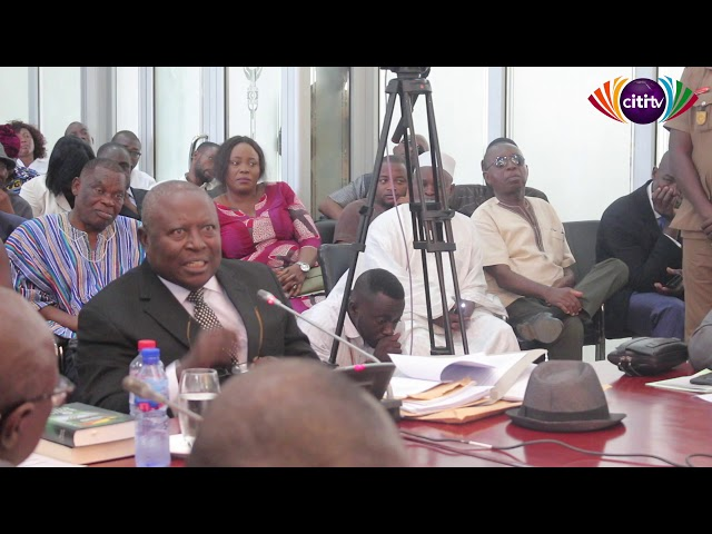 #SPVetting : Martin Amidu on being a  'Student Minister'