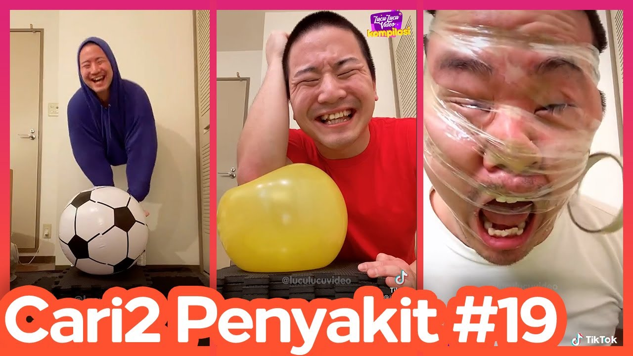Cari-Cari Penyakit Yang Penting Viral TikTok Junya Legend Part 19