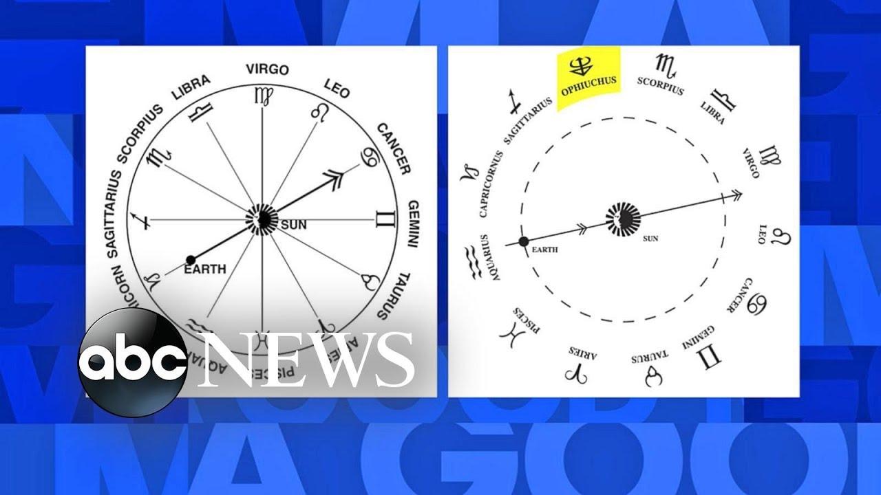 nasa new zodiac signs - 992×558