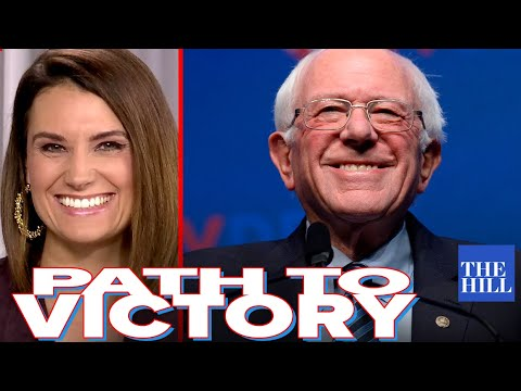 Krystal Ball reveals Bernie's path to victory
