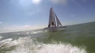 CCZ Cursus - Introductie Catamaran zeilen 2016