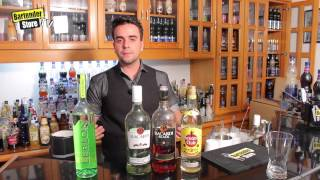 Bartender Store TV Como fazer Cuba Libre