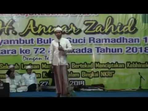 KH Anwar Zahid 2019 Ceramah Kocak, Super Bikin Ngakak