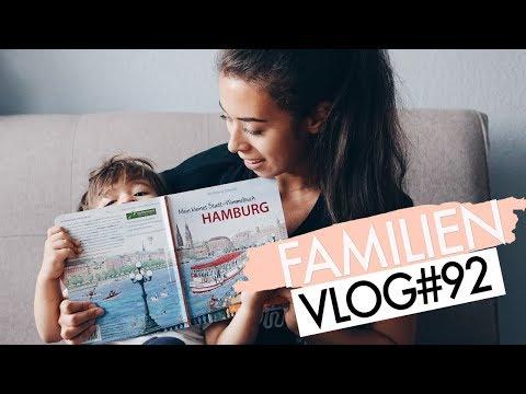 UNSER ALLTAG ZU HAUSE | BÜCHER LESEN & NEUE OUTFITS | FAMILIEN VLOG#91