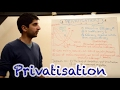 Y2/IB 27) Privatisation