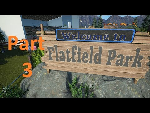 Planet Coaster | Flatfield Park | Part 3 | Go-Karts |