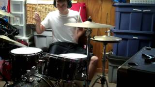 Weightless - All Time Low (Drum Cover) [Version II]