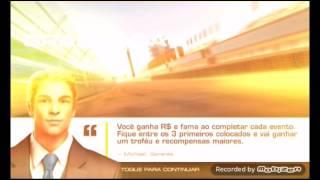 Real Racing 3! Sou um corredor!