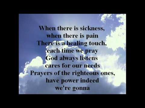 Keep on Praying.wmv
