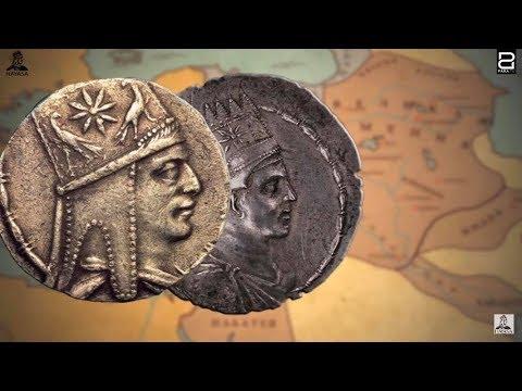 Артавазд II и Римско-Парфянское противоборство