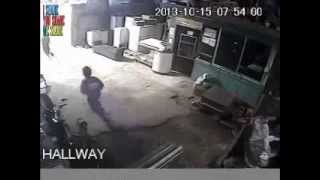 watch live footage cctv 7 2 magnitude earthquake bohol cebu city philippines october 15 2013