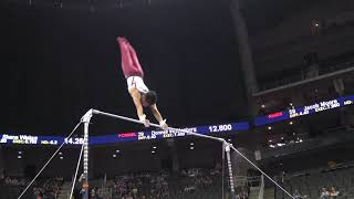 Yul Moldauer -  High Bar - 2019 U.S. Gymnastics Championships - Senior Men Day 1