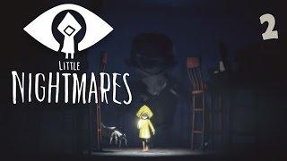 Little Nightmares - 2 - Babies? (Little Nightmare Gameplay)