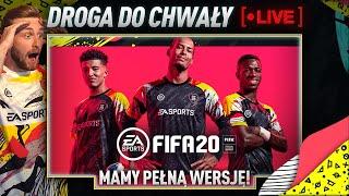 PEŁNA WERSJA FIFY 20! ZACZYNAM FIFĘ BEZ FIFA POINTS!