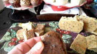 Garden Herb Kitchen Soaps And Buffing Bars
