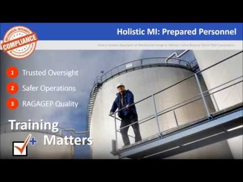 How a Holistic Approach to Mechanical Integrity Delivers Value Beyond OSHA PSM Compliance