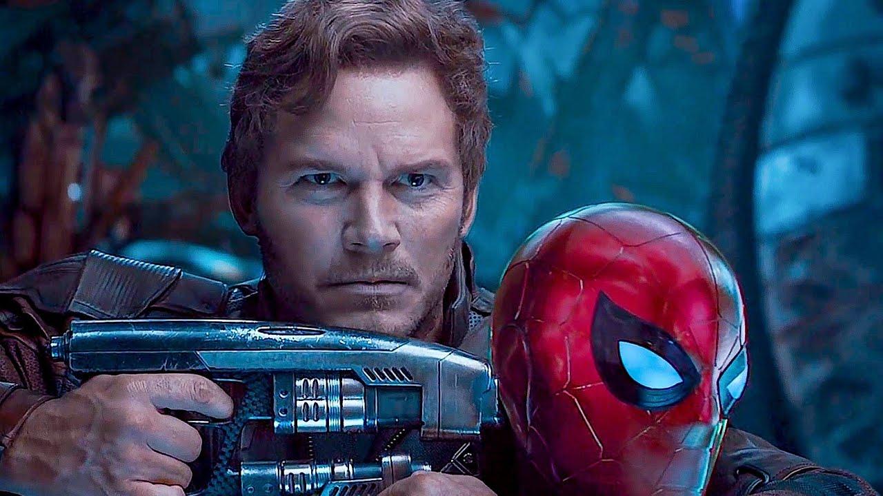 Avengers vs Guardians Of the Galaxy Scene (Hindi) - Avengers: Infinity War - YouTube