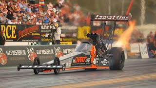 Top Fuel, New Year Thunder, Willowbank Raceway - January 5, 2019