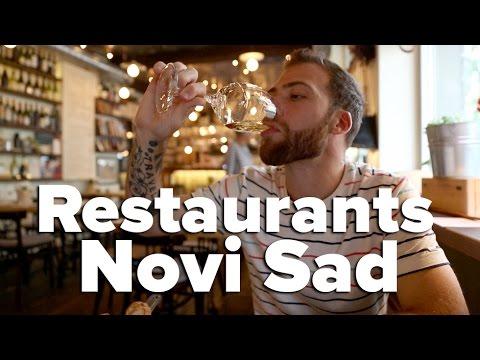 Best Restaurants in Novi Sad, Serbia