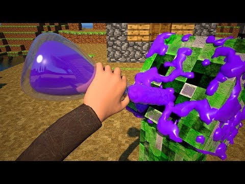 Potions - Minecraft Animation