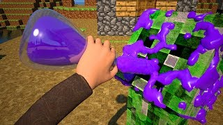 Potions - Minecraft Animation