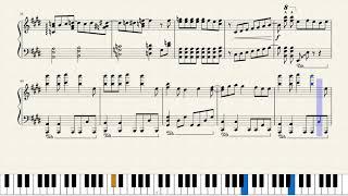Dori Dori - Pokemon XY ED 3 Piano