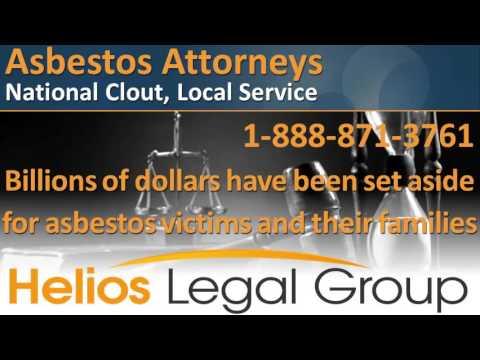 Asbestos Lawsuit   888 871 3761   Helios Legal Group   Asbestos Lawyer & Attorney   YouTube