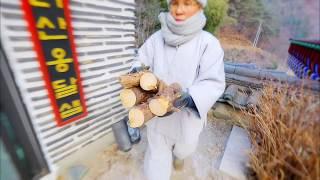 한국기행 - 겨울이면 고립무원 2부 스님, 고립무원은 어떤가요?_#001