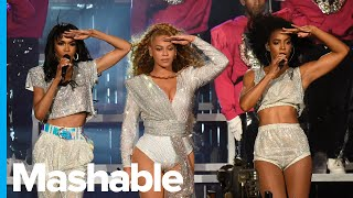 Beyoncé Drops Surprise Live Album