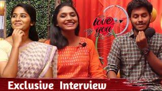 Pavi Teacher Exclusive Interview   Interview with Aaha Kalyanam Team
