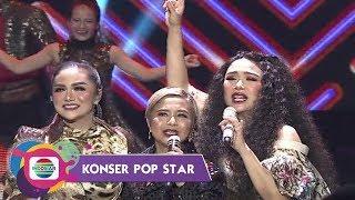 KEREEN!!! 3 Diva Tampil Kembali Hanya Di Panggung D'Star - KONSER POPSTAR