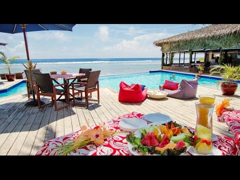 MANUIA BEACH RESORT 4* | COOK ISLANDS