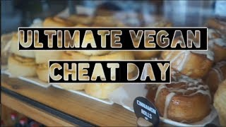 Ultimate Vegan Cheat Day With Nate Figueroa and Nick Dompierre