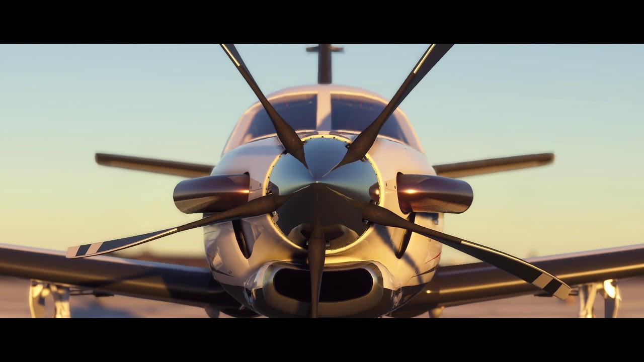 E3 2019: Microsoft Flight Simulator Announce Trailer (4K ...