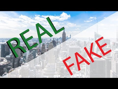 Real vs Fake Financial Engineering Degrees