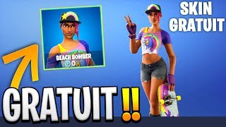 THIS SKIN is OFFERT for ALL FORTNITE PLAYERS ???? (Explanation By VoDkaRoz77)