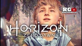 🏹HORIZON ZERO DAWN #1-MAIS UM EXCLUSIVO FORTE O Inicio.(Gameplay Ps4-Pt br).