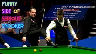Funny side of serious snooker (Part 2)