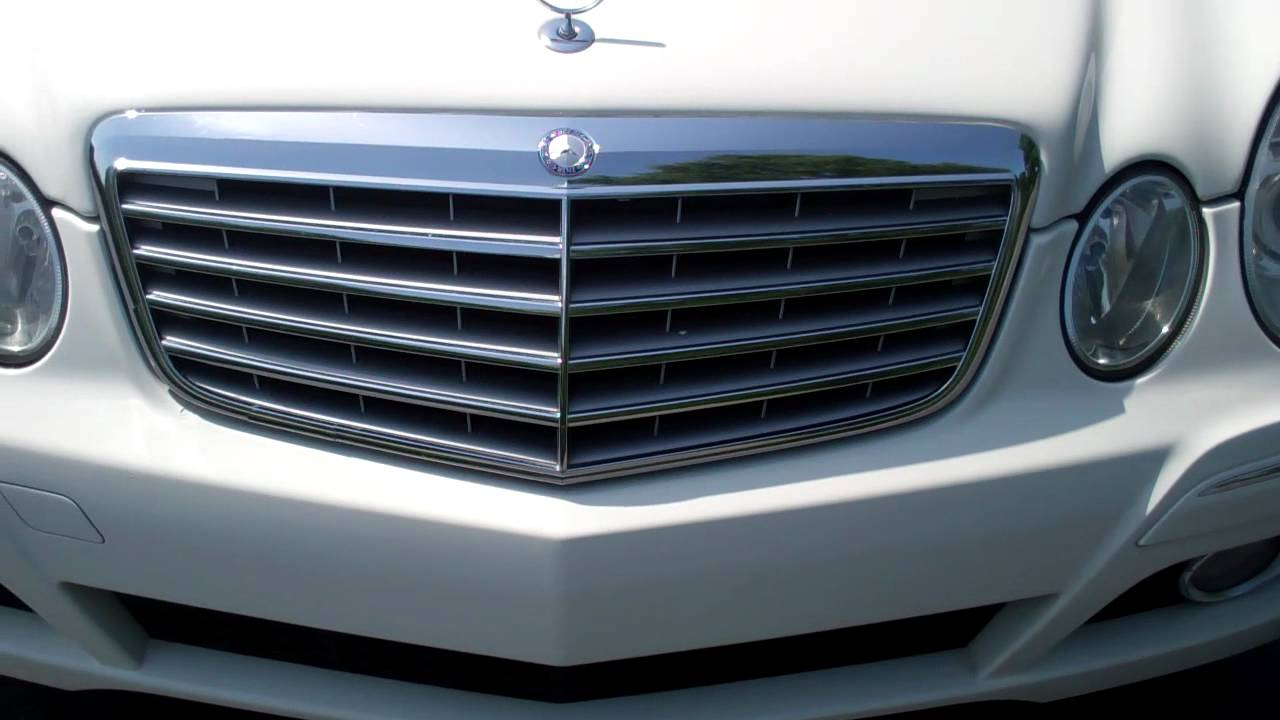 2007 Mercedes-Benz E350 Station Wagon from Bob Cullum with ...