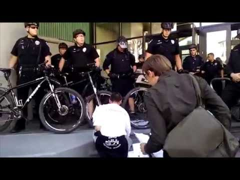 police attack at seattle port commission