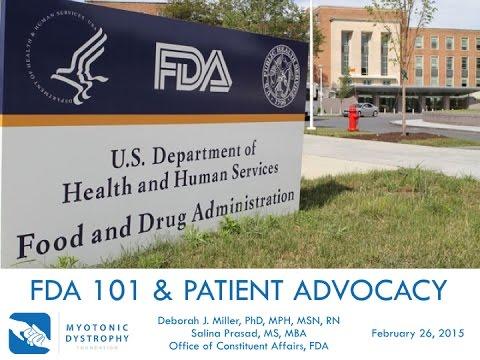 Webinar: FDA 101