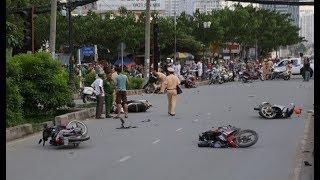 67 người chết vì TNGT trong 3 ngày nghỉ Tết Dương lịch