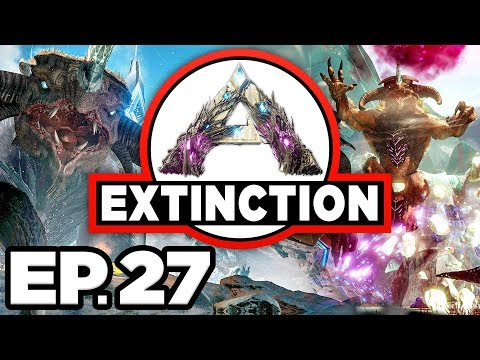 ARK: Extinction Ep 27 - HOW MANY BLACK PEARLS DO CORRUPT